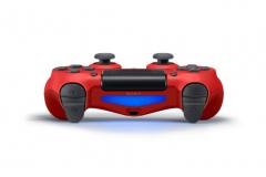 DualShock-4-czerwony