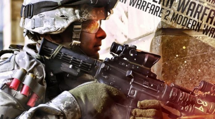 remaster Call of Duty 4: Modern Warfare
