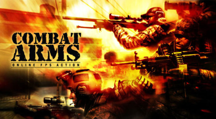 Aktualizacja Combat Arms i polski akcent