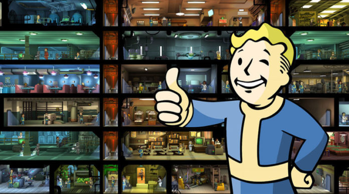 Patch 1.5 do Fallout Shelter