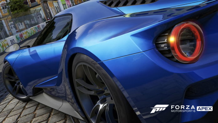 Forza Motorsport 6: Apex beta
