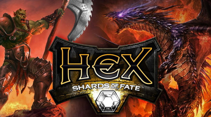 HEX Shards of Fate