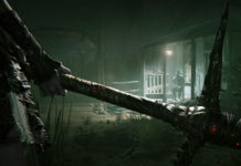 Outlast II nowy gameplay