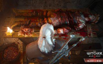 Wiedźmin 3 DLC Krew i Wino