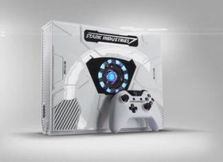Nowy Xbox One - wersja Stark Industries