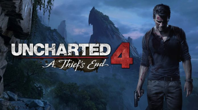 Uncharted 4 premiera