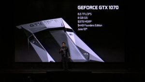 Nvidia-GeForce GTX 1070