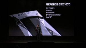 Nvidia-GeForce GTX 1070
