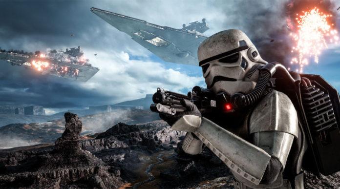 Star Wars Battlefront – DLC Bespin