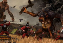 Total War: Warhammer The Chaos Warriors