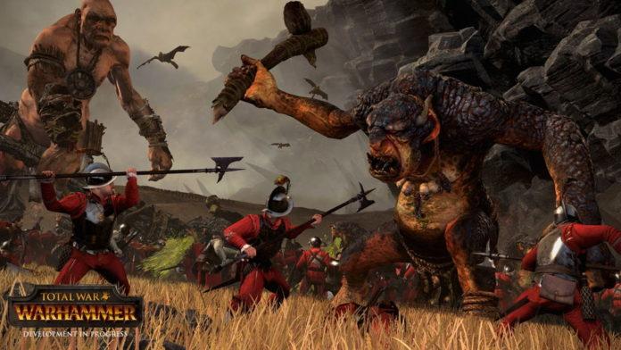 Total War: Warhammer The Chaos Warriors