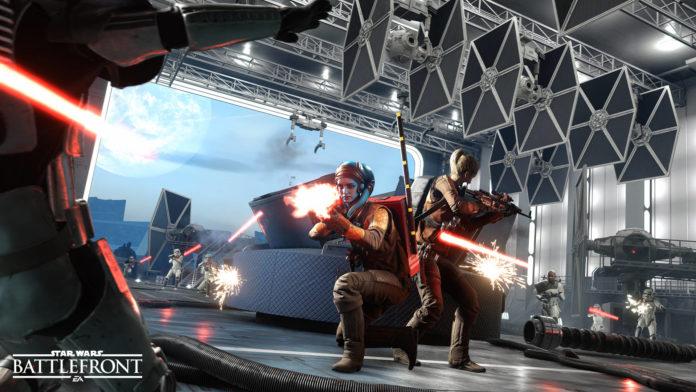 star-wars-battlefront-2 - zapowiedź gry