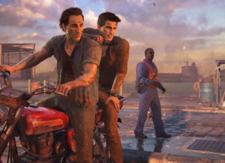 Sukces uncharted 4