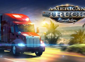 American Truck Simulator nowa mapa