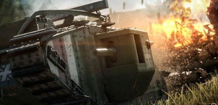 Battlefield 1 - pojazdy