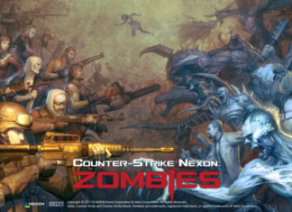 Counter Strike Nexon Zombies