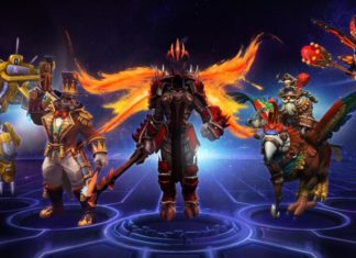 HOTS Heroes of the Storm