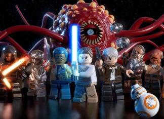 Premiera LEGO Star Wars The Force Awakens