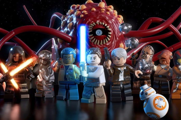 Premiera LEGO Star Wars The Force Awakens