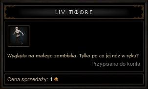 Liv Moore Diablo 3
