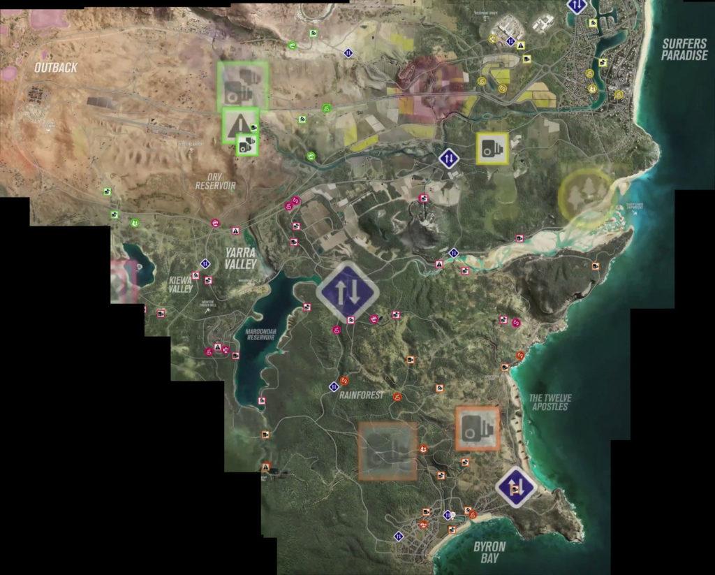 Mapa Forza-Horizon-3