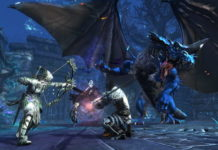 Neverwinter MMO PS4