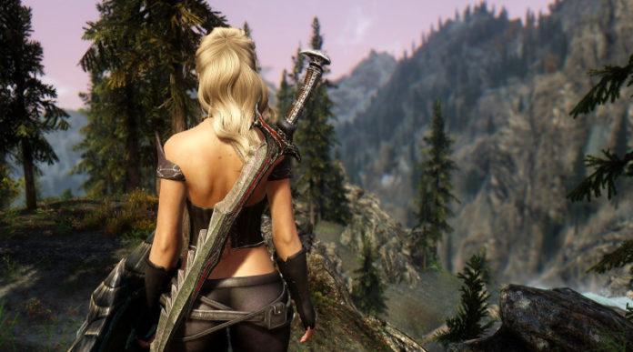 Remaster The Elder Scrolls V Skyrim