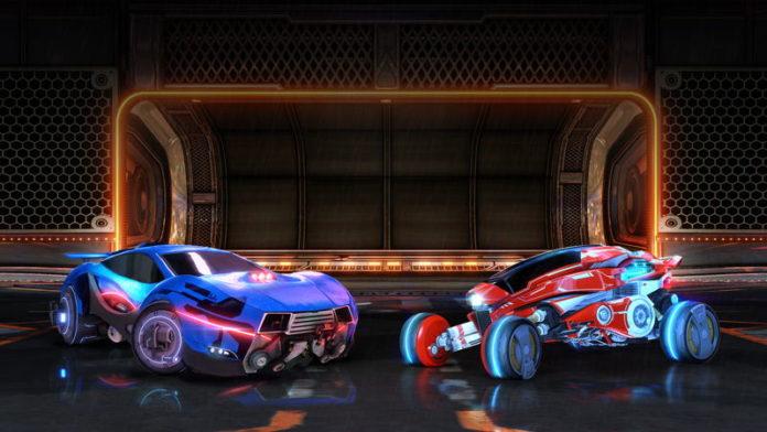 Rocket League Neo Tokyo Update