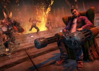 Saints Row Gat Out of Hell ps plus lipiec 2016
