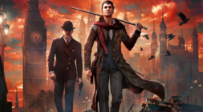 Sherlock Holmes Devils