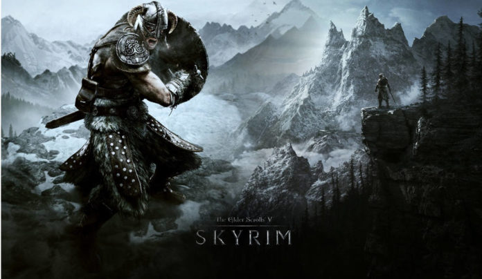 Kody do Skyrim