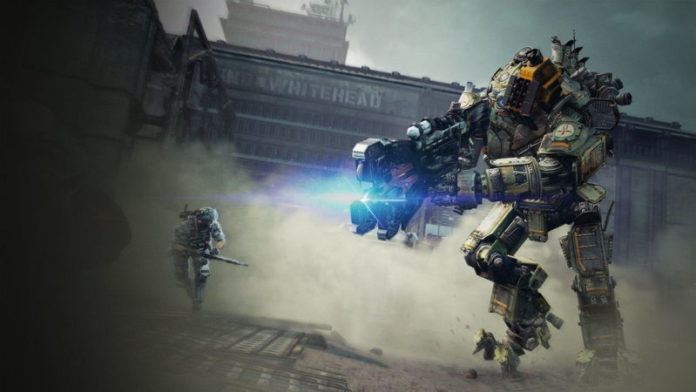Titanfall 2 Gameplay