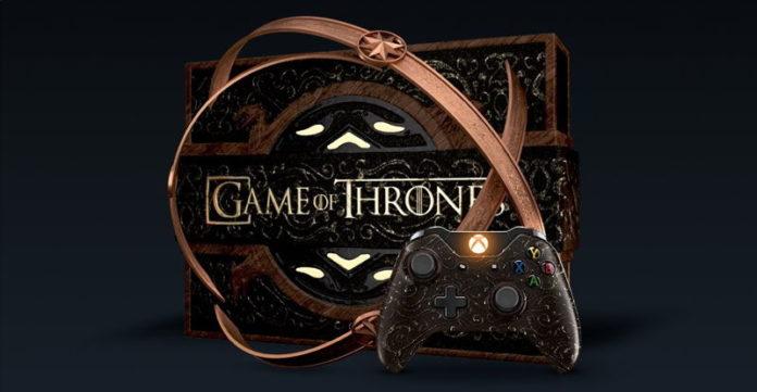 Xbox One Gra o Tron