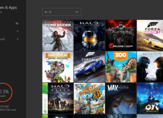 Xbox One aktualizacja