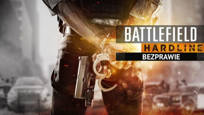 Battlefield Hardline bezprawie