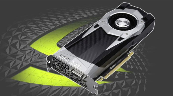 GeForce GTX 1060 Nvidia