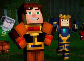 Minecraft Story Mode Epizod 7