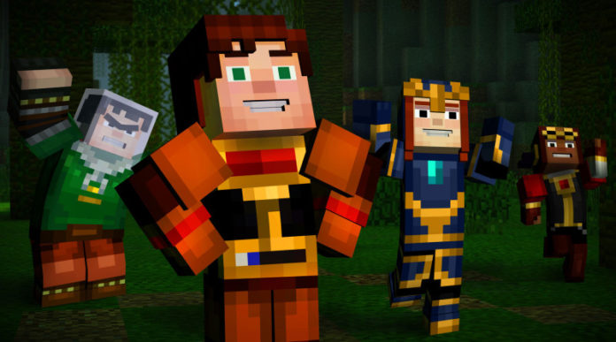 Minecraft Story Mode Epizod 7