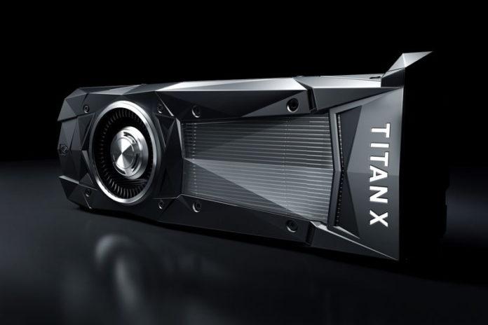 Nvidia Titan X- karta graficzna dla graczy
