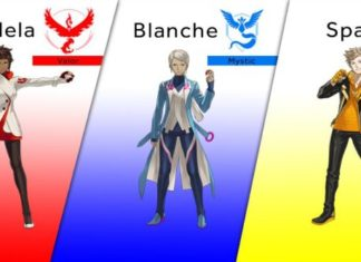 Pokemon GO Team