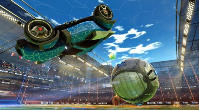 Rocket League Cross-Network Play