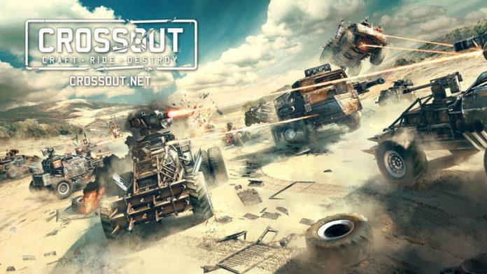 Crossout MMO Steam wczesny dostęp