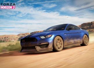 Forza Horizon 3 Gameplay z Gamescom 2016