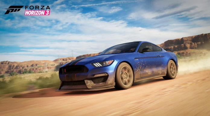 Forza Horizon 3 Gameplay z Gamescom 2016