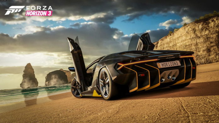 Forza Horizon 3 Gamescom 2016