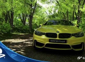 Gran Turismo Sport Premiera