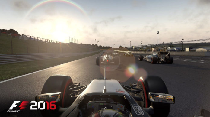 Premiera F1 2016