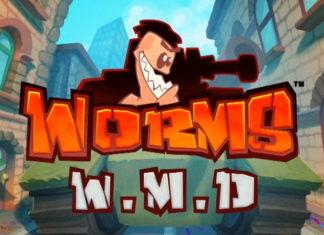 Premierowy zwiastun Worms W M D