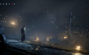 Vampyr Gamescom 2016 gameplay