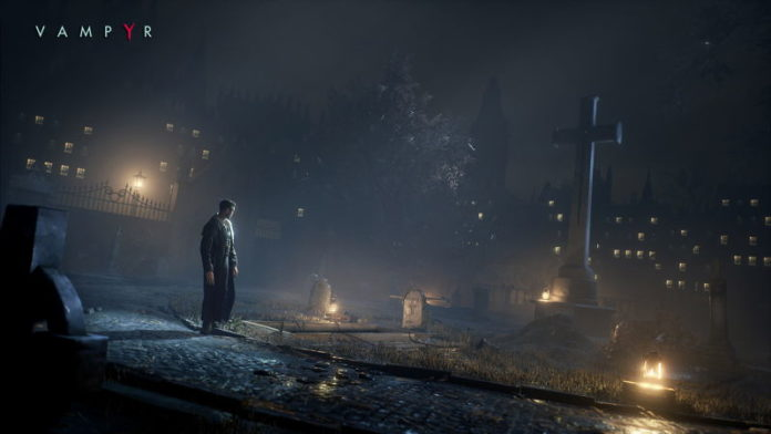 Vampyr Gamescom 2016 gameplay